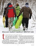 Discover Harbor Country's Winter Side