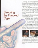 Savoring the Flavored Cigar