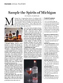 Sample the Spirits of Michigan