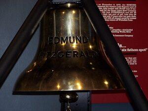 S.S. Edmund Fitzgerald Bell