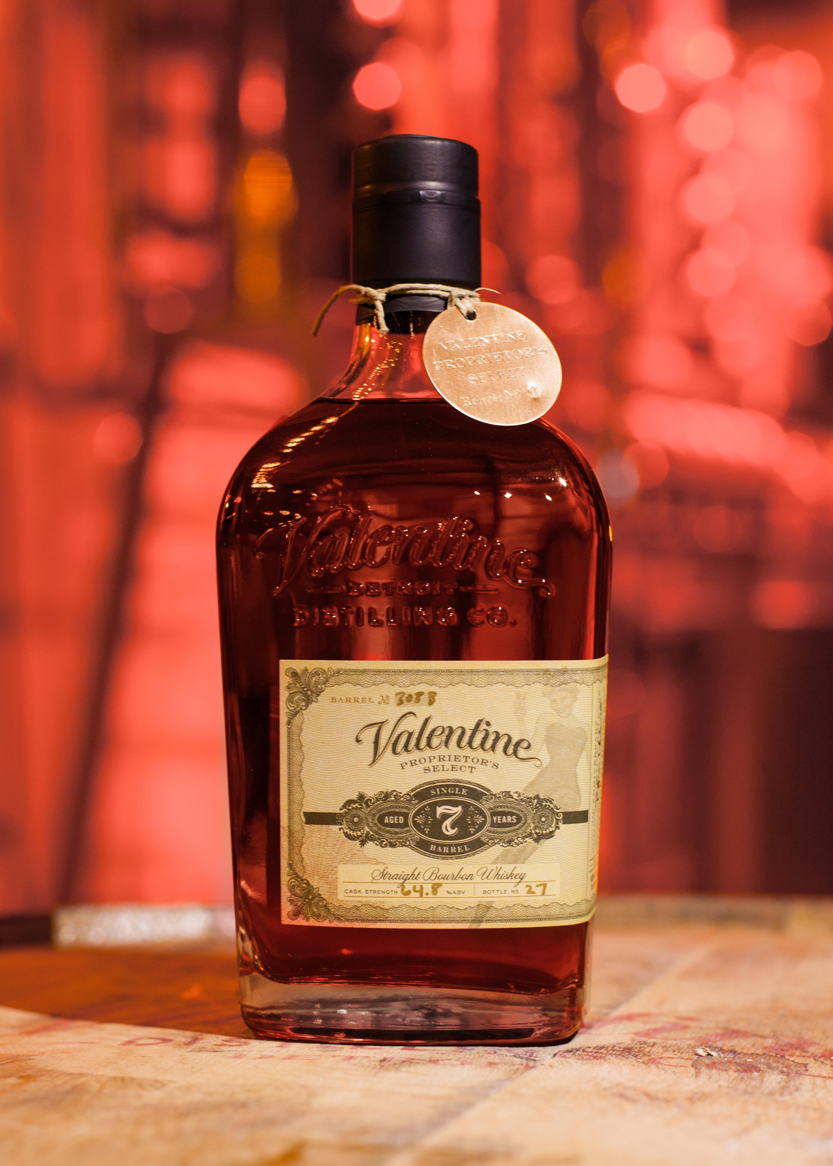 Valentine Distilling Introduces Proprietors Select Series