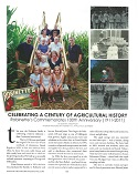 Celebrating a Century of Agricultural History