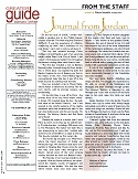Journal from Jordan