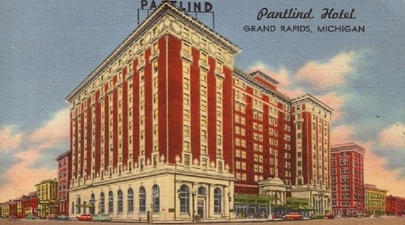 Pantlind Hotel