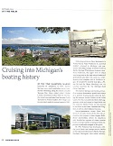 Cruising into Michigan's Boating History
