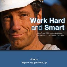 Work Hard and Smart