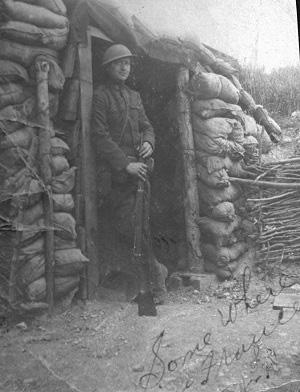 Soldier WWI