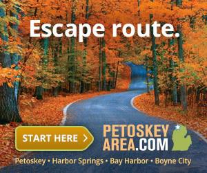 Ad - Petoskey Escape Route