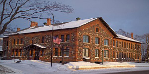 Keweenaw Heritage Headquarters