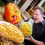 Lord of the Gourd Carves a Gourmet Niche