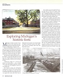 Protecting Michigan's Historic Forts