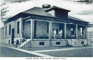 Fort Wayne Guard House