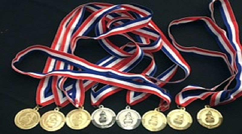 GTD Medals 2017