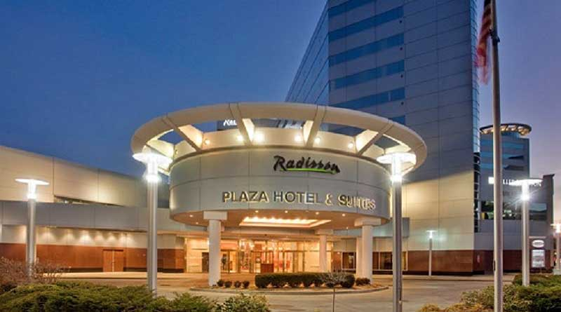 Radisson laza Hotel, Kalamazoo Center