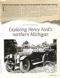 Exploring Henry Ford's northern Michigan