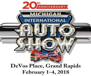 Michigan International Auto Show 20187