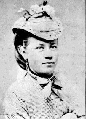 Julia Sheridan c 1869