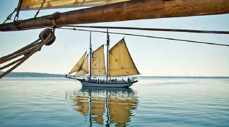 Tall Ship Manitou