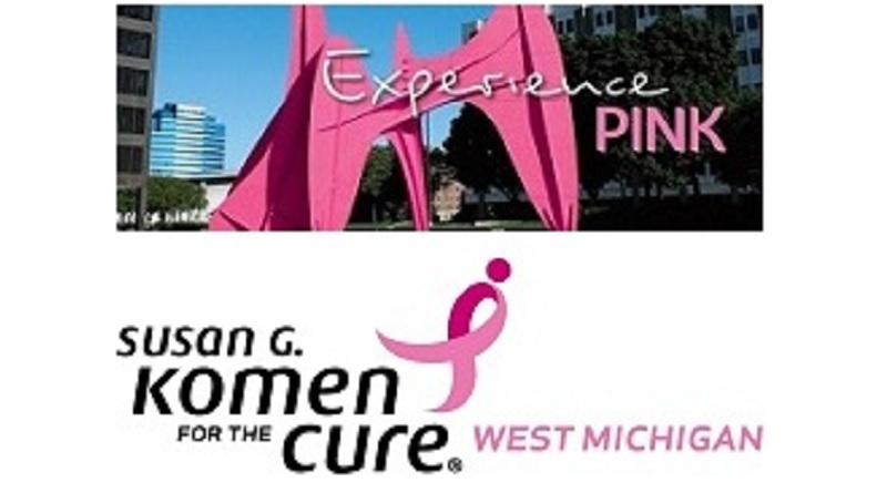 Experience Pink In Grand Rapids This February Promote Michigan