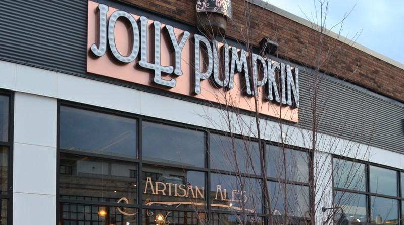 Jolly Pumpkin Detroit