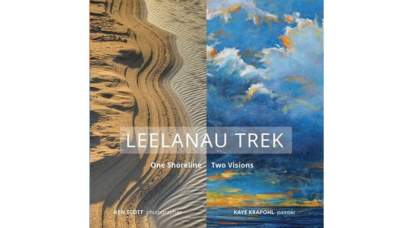 Leelanau Trek Book Cover