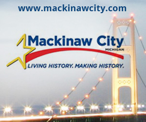 Mackinaw City advertisement