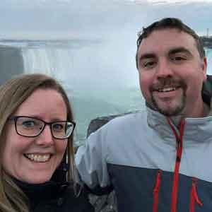 Dianna Niagara Falls