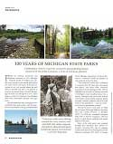 100 Years of Michigan State Parks