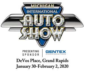 Michigan International Auto Show 2020