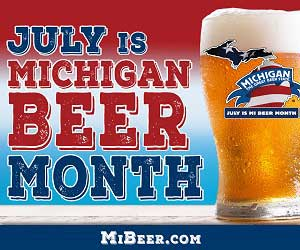 Michigan Brewers Guild - July is Michigan Beer Month